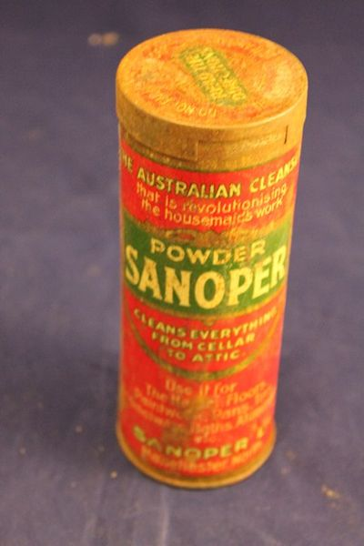 Powder Sanoper Cleaner Australian