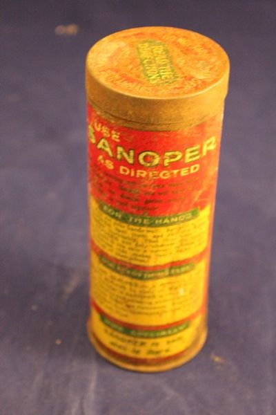 Powder Sanoper Cleaner Australian