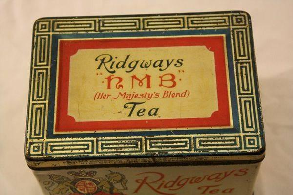 Ridgeways Her Majestys Blend Tea