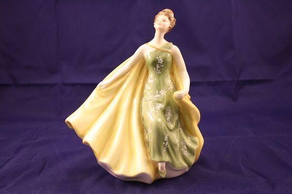 Royal Doulton Alexandra figurine