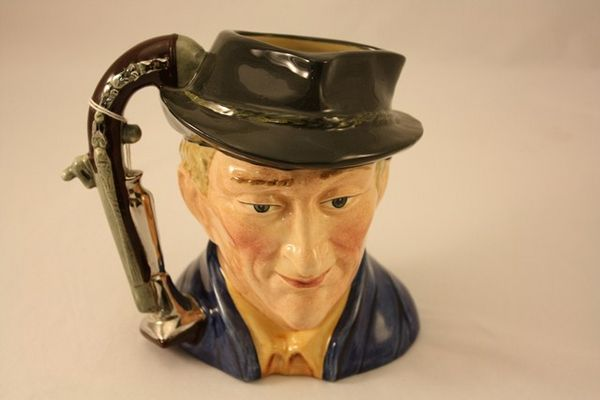 Royal Doulton Antique Dealer Jug