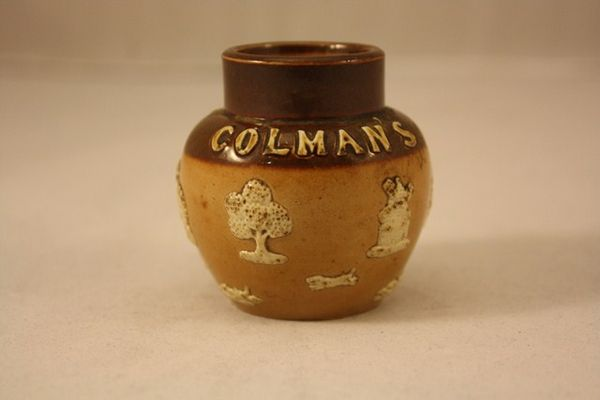 Royal Doulton Colmans Mustard Pot