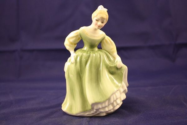 Royal Doulton Fair Maiden figurine
