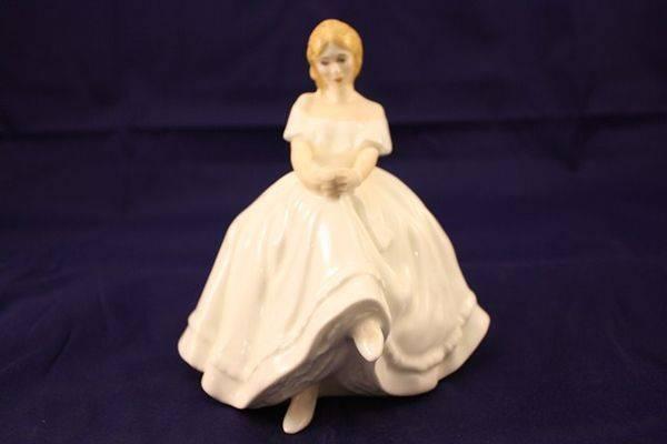 Royal Doulton Heather figurine