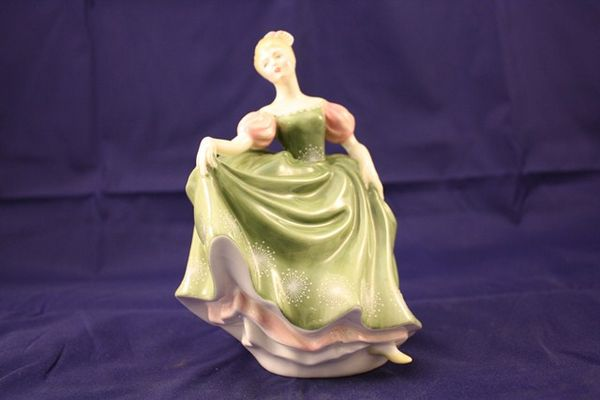 Royal Doulton Michelle Figurine