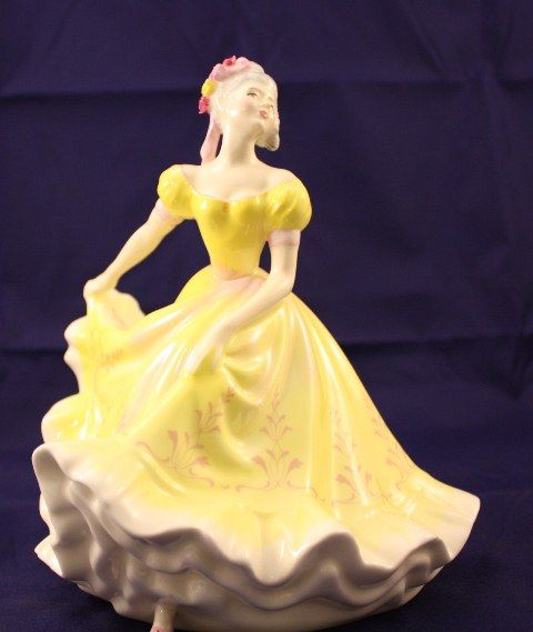 Royal Doulton Ninette figurine