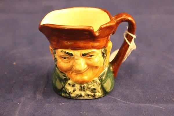 Royal Doulton Old Charley Character Jug
