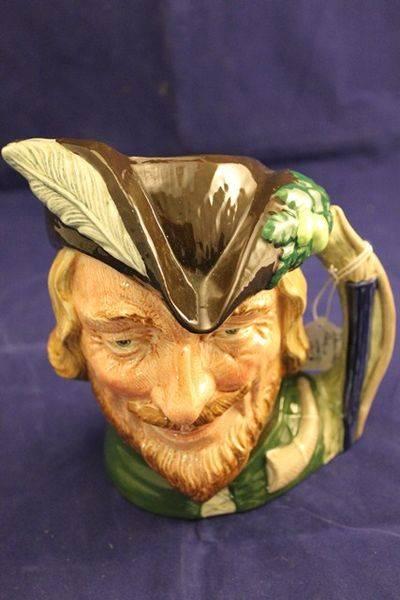 Royal Doulton Robin Hood c1959 Character Jug