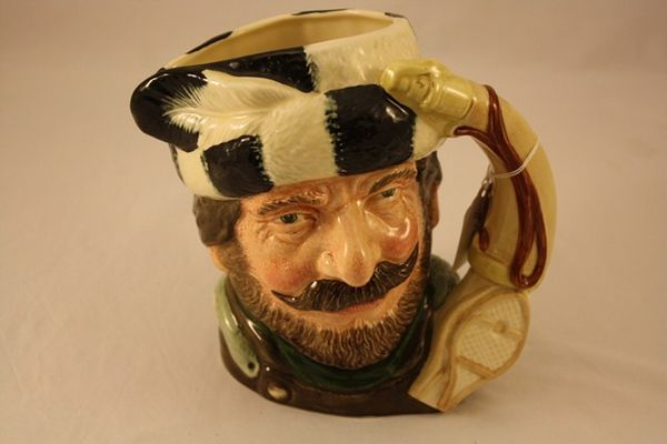 Royal Doulton Trapper Jug