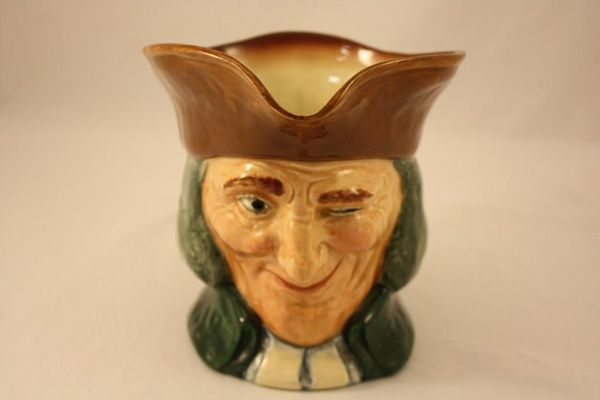 Royal Doulton Vicar of Bray Jug