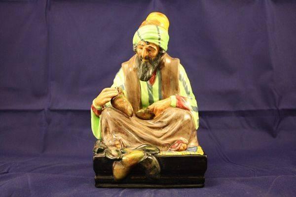 Royal Doulton  Cobbler figurine