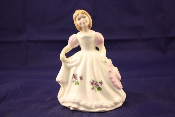Royal Doulton figurine of the month