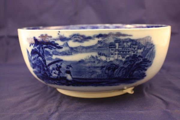 Royal Staffordshire pottery bowl