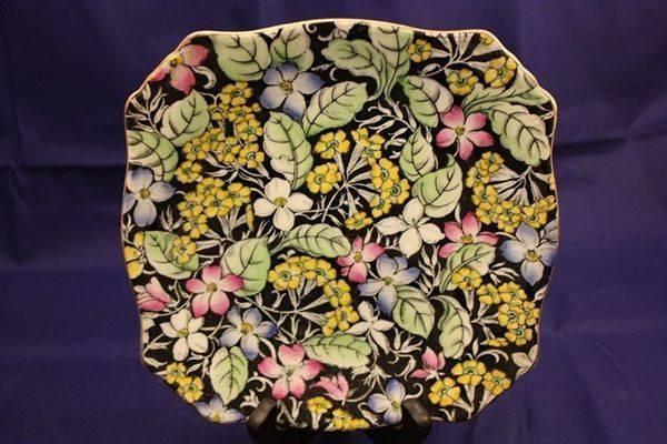 Royal Winton Cake Plate