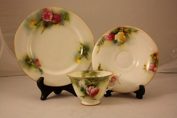Royal Worcester Trio C1909