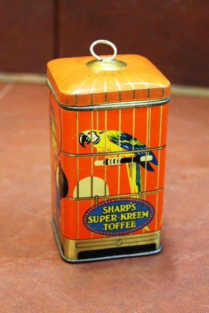 Sharps Super Kreem Toffee Tin