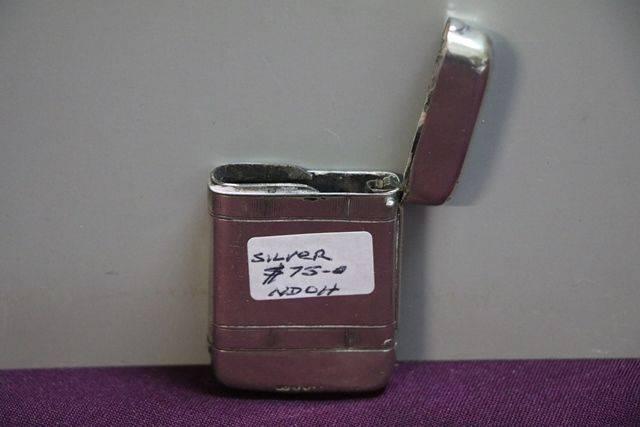 Silver Lighter