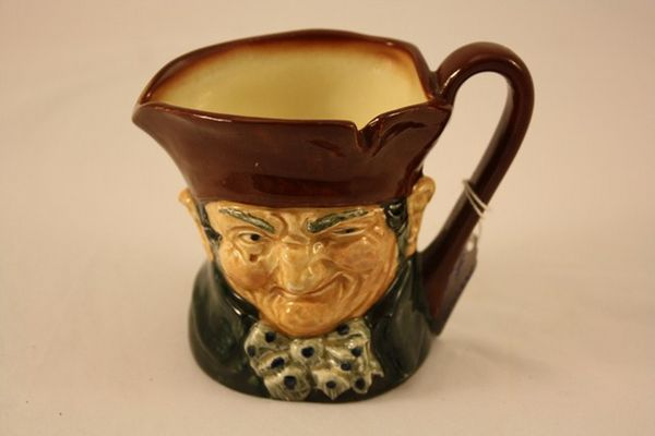 Small Royal Doulton Old Charley Jug