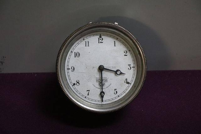 Smiths Car Clock