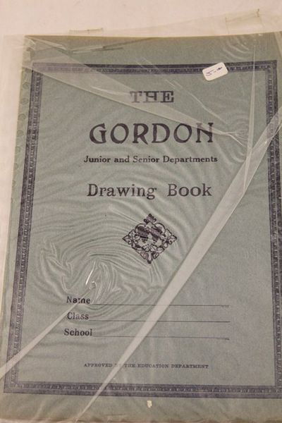 The Gordon Drawing Book