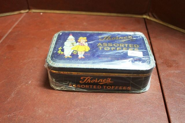 Thornes Assorted Toffee Tin