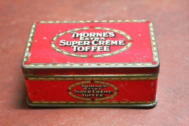 Thornes Super Creme Toffee