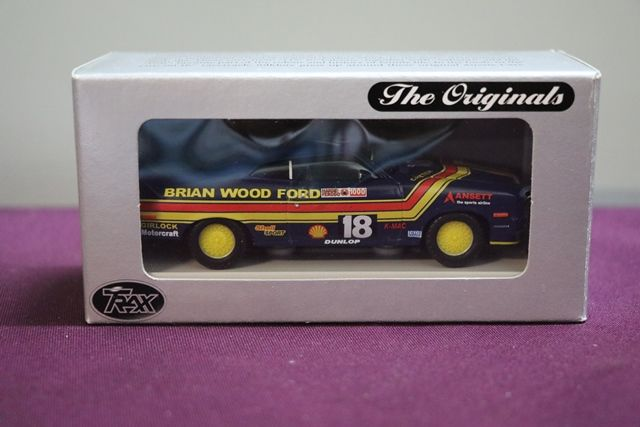 Trax The Originals TR10D Ford XC Falcon CarterLawrence Racing Model Car