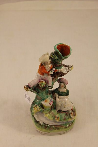 Victorian Staffordshire Figure