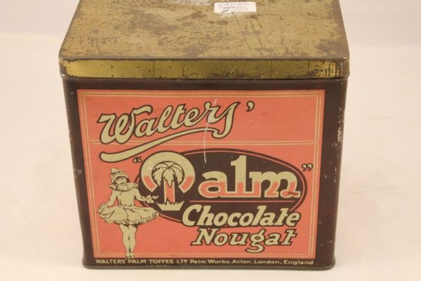 Walters Palm Chocolate Nougat