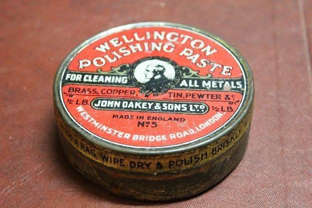 Wellington Polishing Paste