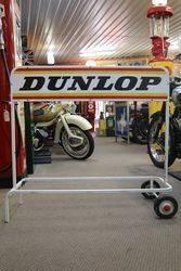 Dunlop Tyre Rack