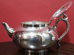 Robur Perfect Teapot with Infuser 1927
