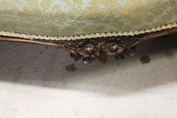 Vic Rosewood Chaise Lounge