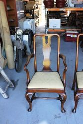 A Quality Set of Early C20th Queen Ann Chairs