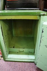 Antique Phillips + Son Metal Safe