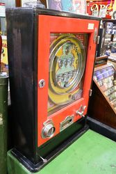 A Allwin Arcade Machine made by Oliver Whales