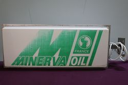 Minerva Oil Double Sided Working Light box. #