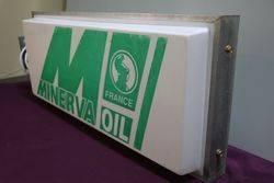 Minerva Oil Lightbox