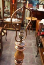 Battery Twist Standard Lamp