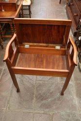 Australian Blackwood Piano Stool