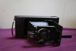 Vintage Folding Camera #