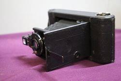 Vintage Folding Camera