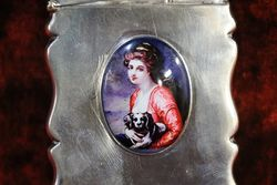 Sheffield Silver 1912 Card Case