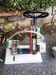 ARRIVING NOVEMBER Engine Car Piston  and Steering wheel