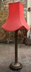 Large Brass Lamp