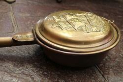 Genuine Antique Bed Pan
