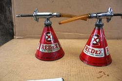 ARRIVING NOV REDeX DISPENCERS and TINS