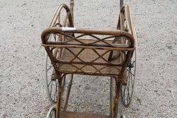 Antique Victorian Bath Chair
