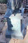 Small Cast Iron Herron Fountain