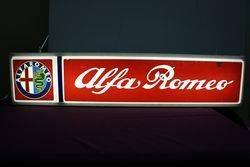 Alfa Romeo Lightbox . WORKING #